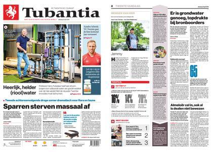 Tubantia - Enschede – 23 juli 2019