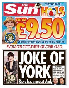 The Sun UK - 7 January 2020