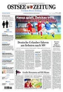 Ostsee Zeitung Wolgast - 08. März 2018