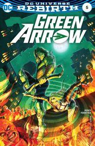 Green Arrow 005 2016 2 covers Digital Zone-Empire
