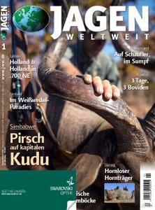 Jagen Weltweit - Februar 2018