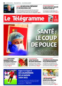Le Télégramme Guingamp – 10 juillet 2020