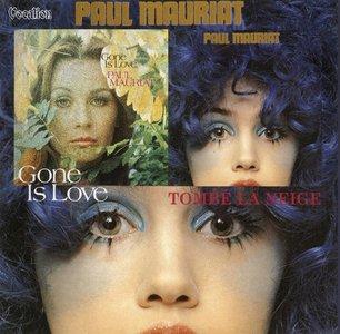Paul Mauriat - Gone Is Love & Tombe La Neige (2012) Re-Up