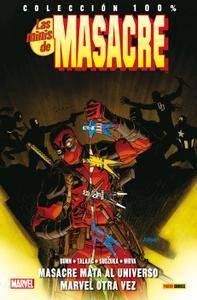 100% Marvel. Las Minis de Masacre 11: Masacre mata al Universo Marvel otra vez