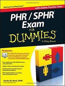 PHR/SPHR Exam For Dummies (Repost)