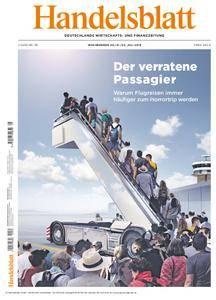 Handelsblatt - 20. Juli 2018