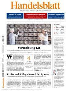 Handelsblatt - 12. September 2018