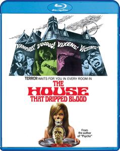 The House That Dripped Blood (1971) [w/Commentaries]