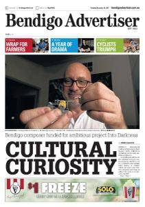 Bendigo Advertiser - December 19, 2017