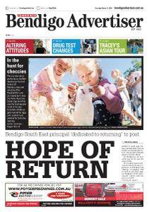 Bendigo Advertiser - March 31, 2018