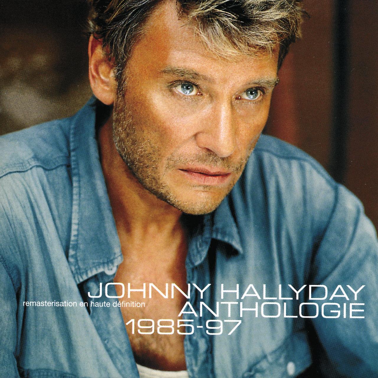 Johnny Hallyday - Anthologie 1985-97 (1998)