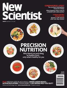 New Scientist - September 12, 2020