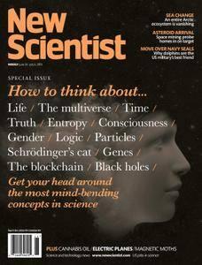 New Scientist - June 30, 2018