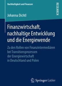 Finanzwirtschaft, nachhaltige Entwicklung und die Energiewende (Repost)