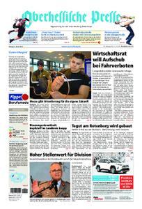 Oberhessische Presse Marburg/Ostkreis - 25. Januar 2019