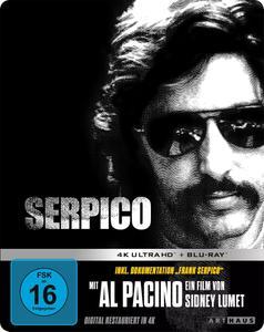 Serpico (1973) [4K, Ultra HD]