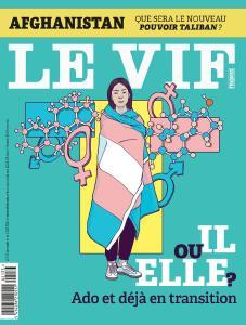 Le Vif L'Express - 19 Août 2021