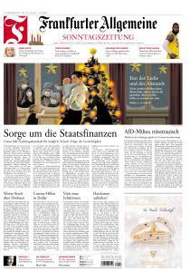 Frankfurter Allgemeine Sonntags Zeitung - 20 Dezember 2020
