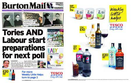 Burton Mail – September 13, 2018