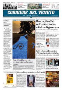 Corriere del Veneto Vicenza e Bassano – 21 aprile 2019