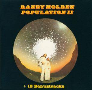 Randy Holden - Population II (1969) Expanded Remastered Reissue 2001 [Unofficial Release]