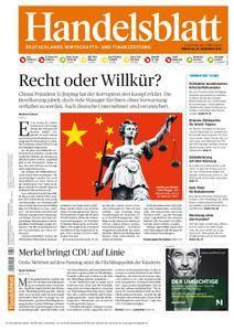 Handelsblatt - 15. Dezember 2015
