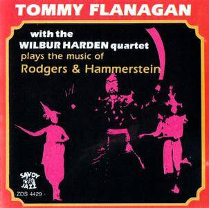 Tommy Flanagan With The Wilbur Harden Quartet Plays The Music Of Rodgers & Hammerstein (1958) Expanded Reissue 1990