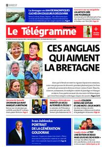 Le Télégramme Brest Abers Iroise – 24 janvier 2021