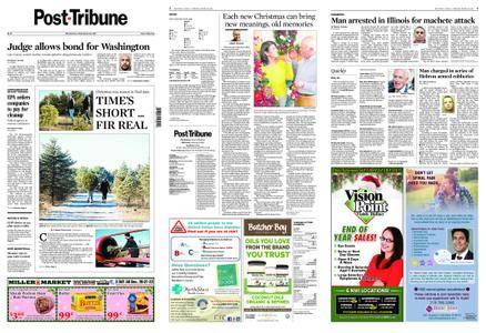 Post-Tribune – December 20, 2017