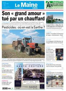 Le Maine Libre Haute Sarthe – 20 avril 2021