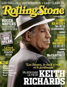 Rolling Stone France - novembre 2015