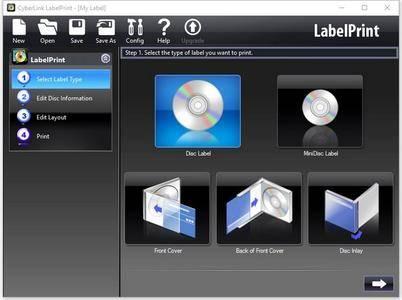 CyberLink LabelPrint 2.5.0.10810 Multilingual