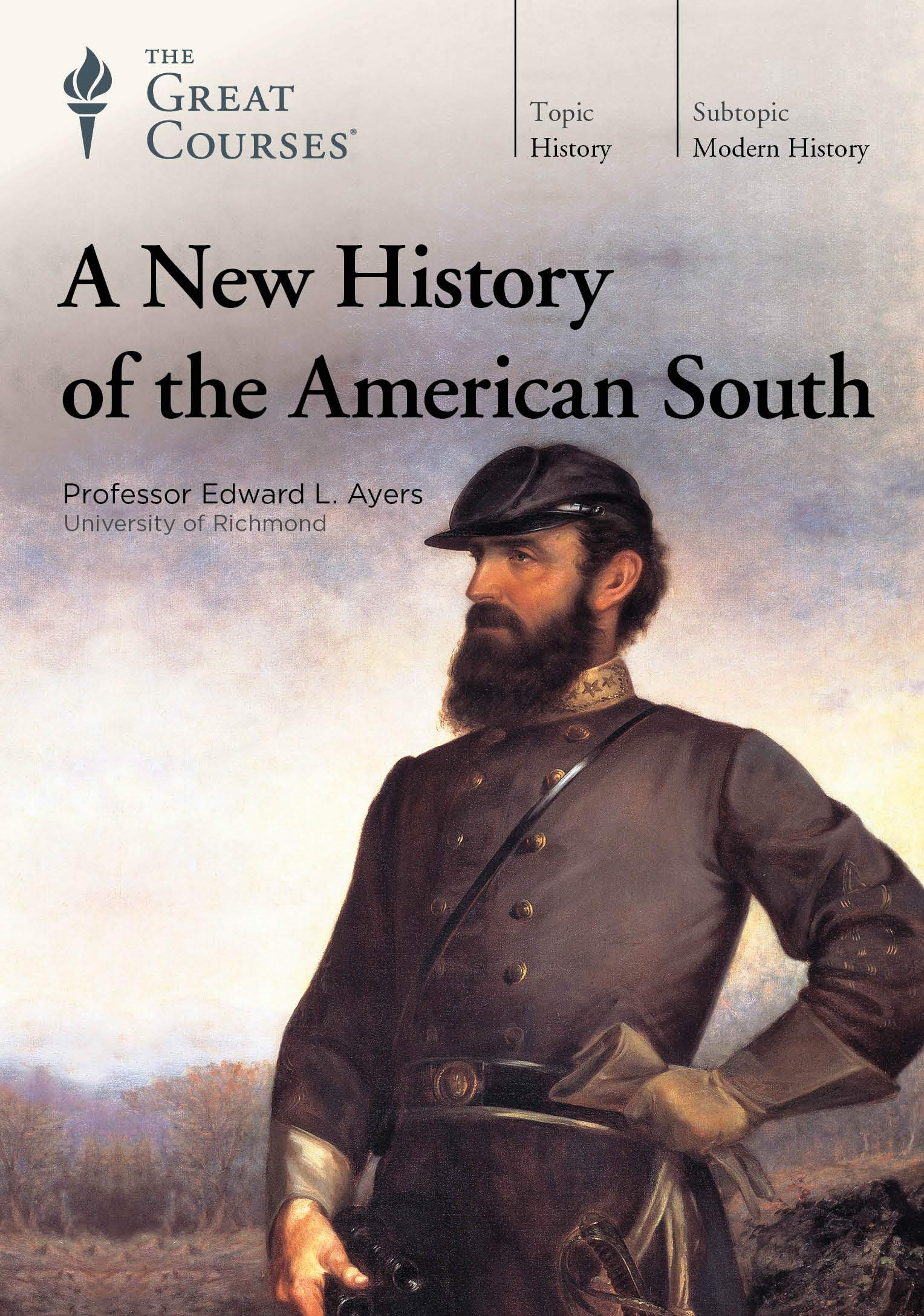 A New History of the American South - The Great Courses