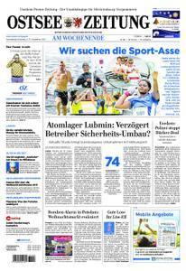 Ostsee Zeitung Wolgast - 02. Dezember 2017