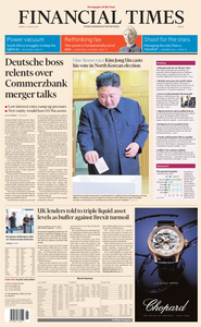 Financial Times Europe – 11 March 2019