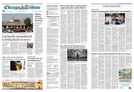 Chicago Tribune – October 25, 2021