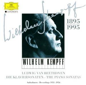 Wilhelm Kempff - Beethoven: Die Klaviersonaten - The Piano Sonatas (1995) (8CD Box Set)