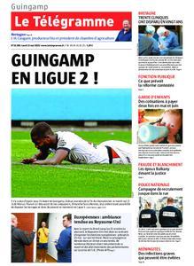 Le Télégramme Guingamp – 13 mai 2019