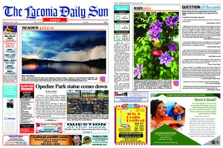The Laconia Daily Sun – July 01, 2019