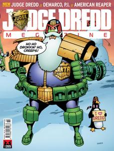 Judge Dredd Megazine 355 (2014) (Digital) (DR & Quinch-Empire