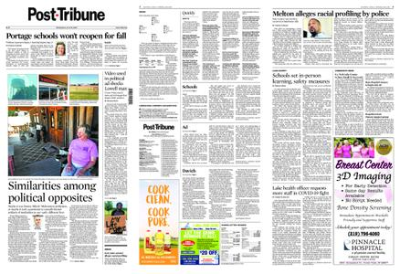 Post-Tribune – July 15, 2020