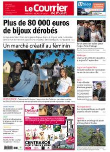 Le Courrier de l'Ouest Angers – 27 août 2021
