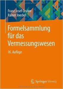 Formelsammlung für das Vermessungswesen, Auflage: 16 (Repost)