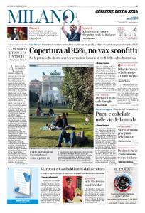 Corriere della Sera Milano – 18 febbraio 2019