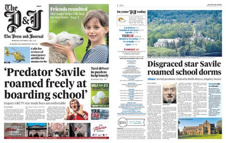The Press and Journal Moray – September 11, 2019