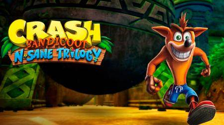 Crash Bandicoot N. Sane Trilogy (2018)