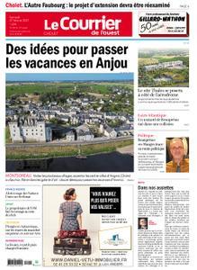 Le Courrier de l'Ouest Cholet – 27 février 2021