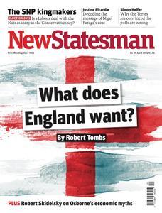 New Statesman - 24 - 30 April 2015