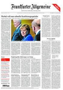 Frankfurter Allgemeine Zeitung F.A.Z. - 13. Januar 2018
