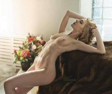 Anna Berezhnaya - Erotic Art by Alexander Margolin Part 4